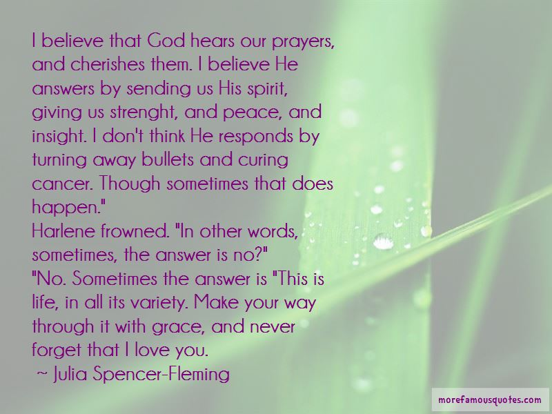 Sending Prayers Your Way Quotes: top 1 quotes about Sending ...