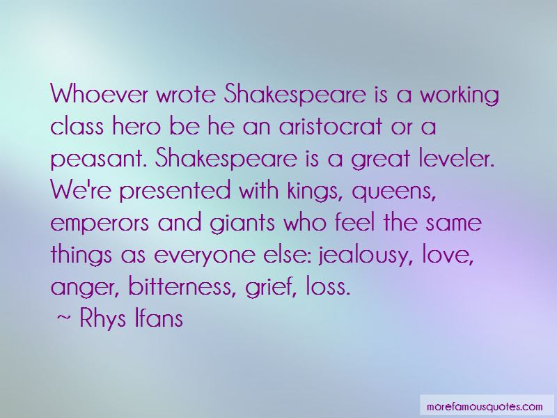 Shakespeare Love Loss Quotes Pictures 2
