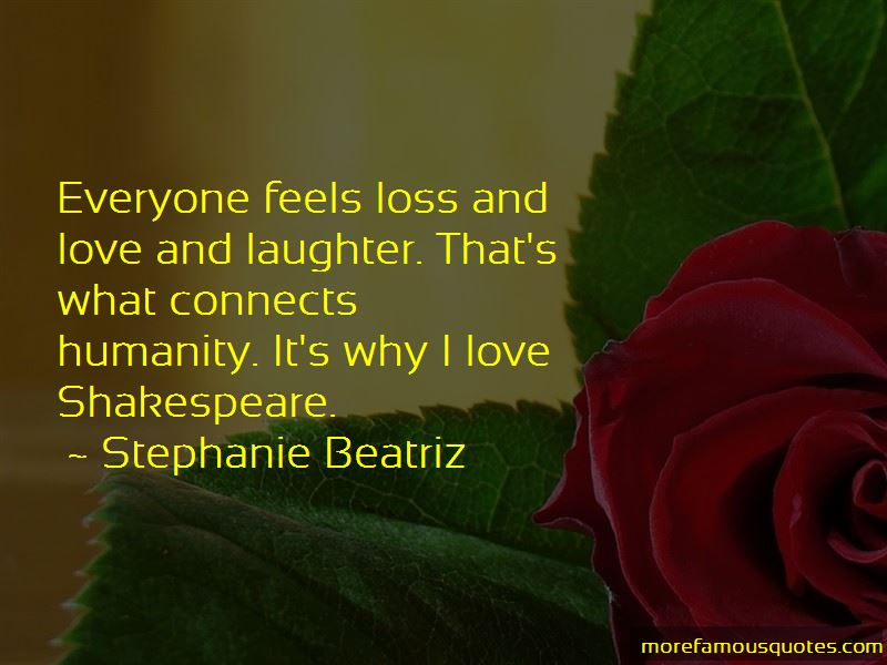 Shakespeare Love Loss Quotes