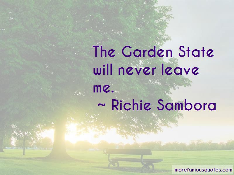 The Garden State Quotes