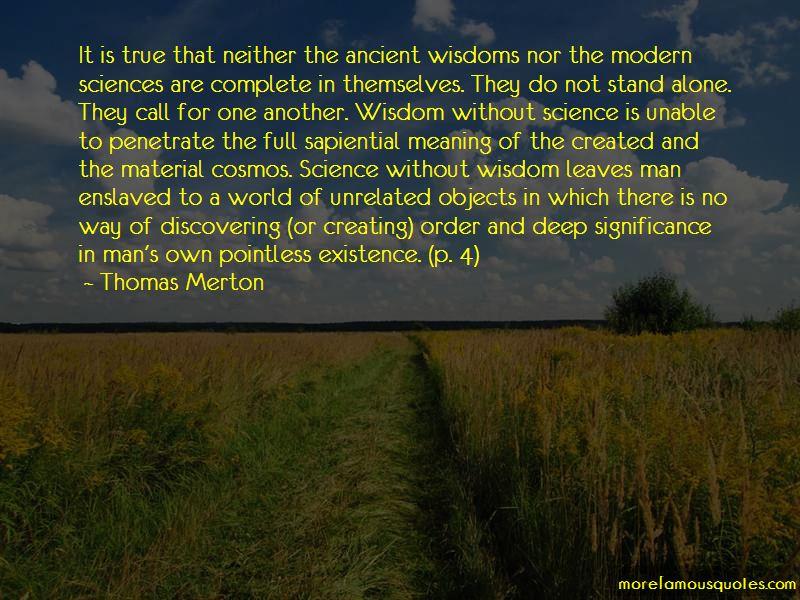 Ancient Wisdom Modern World Quotes