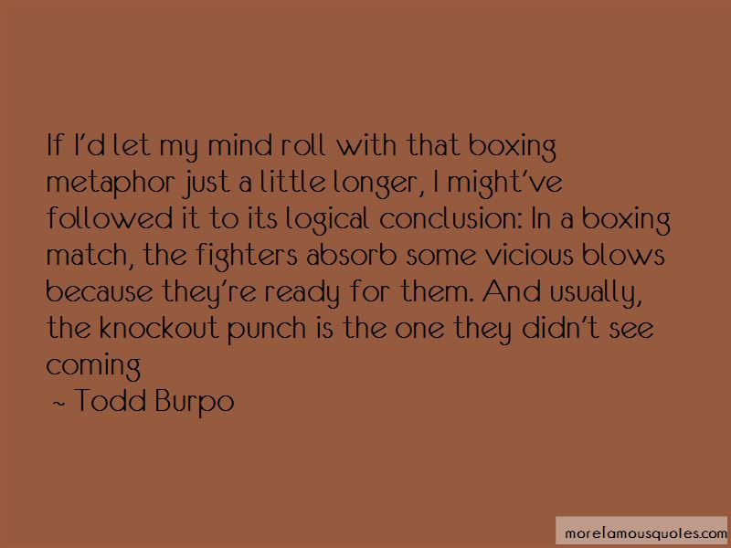 Boxing Knockout Quotes Pictures 4