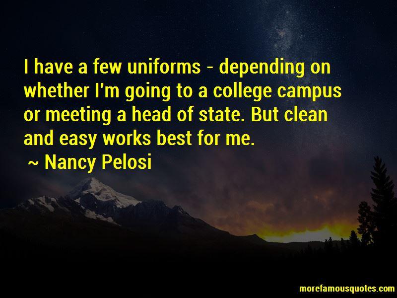 Clean Campus Quotes