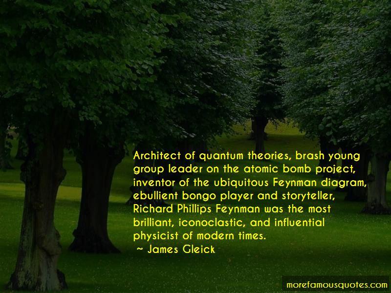 Feynman Physicist Quotes