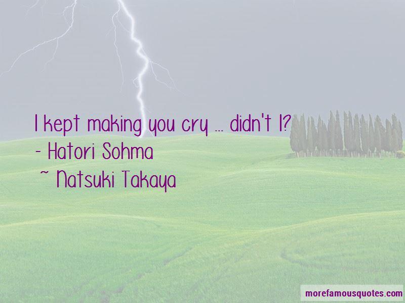 Hatori Sohma Quotes Pictures 2