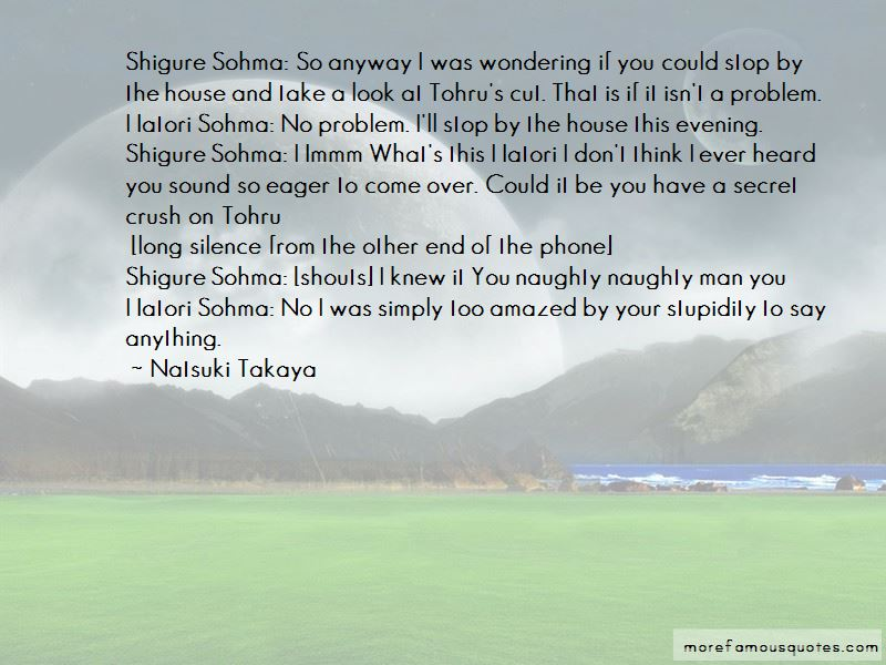 Hatori Sohma Quotes Pictures 4
