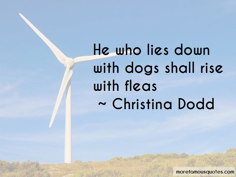 He Who Lies Quotes