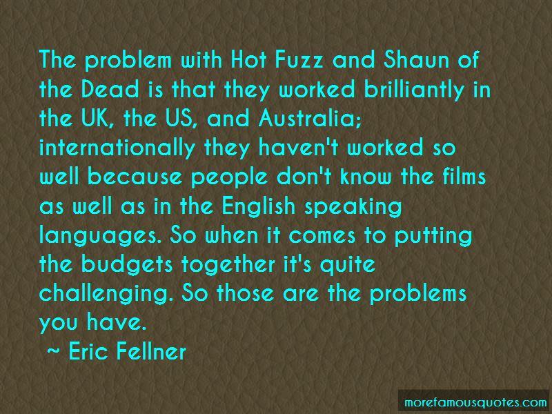 Hot Fuzz Quotes