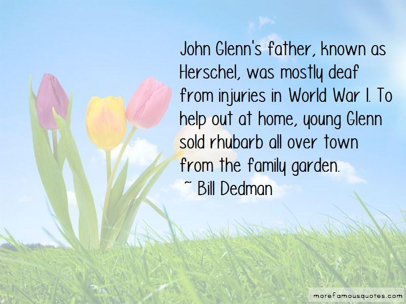 John Herschel Glenn Jr Quotes