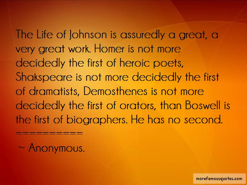 Johnson And Boswell Quotes Pictures 2
