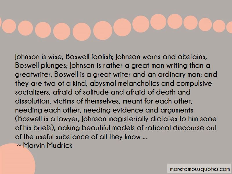 Johnson And Boswell Quotes Pictures 3