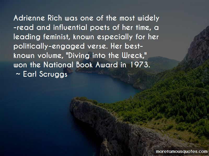 Quotes About Adrienne Rich