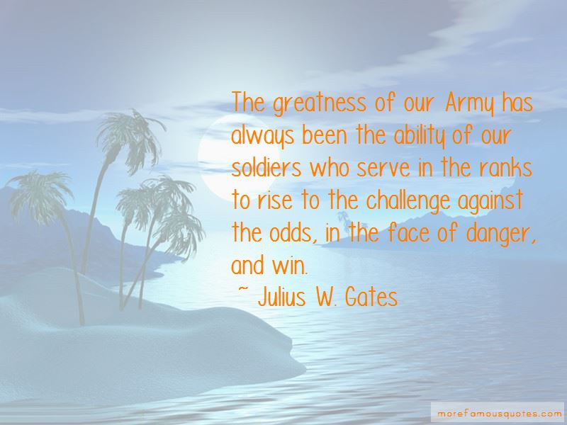 Against The Odds Quotes Pictures 2