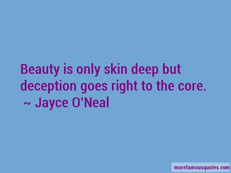 Beauty Only Skin Deep Quotes Pictures 4