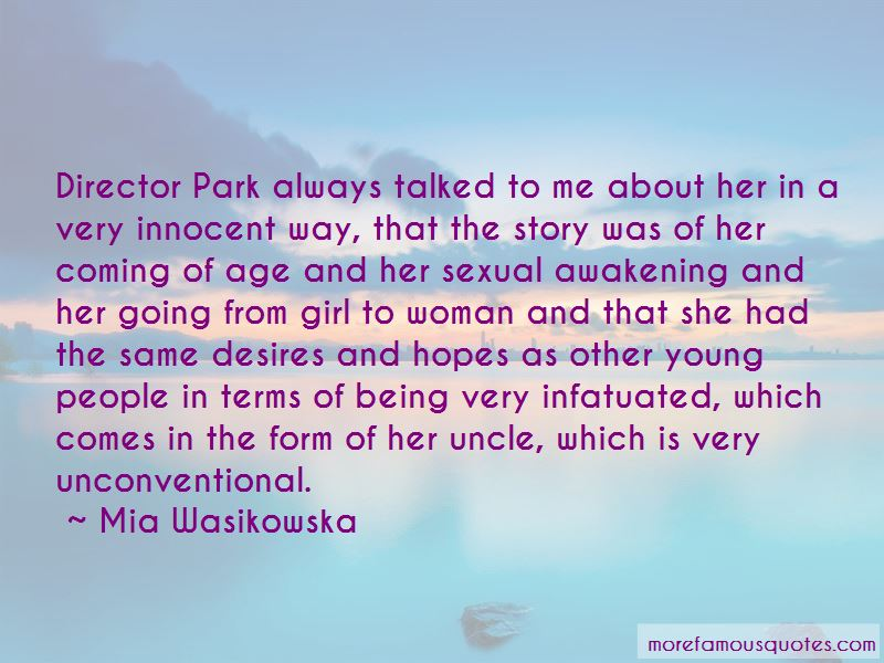 Quotes About Being Innocent Girl
