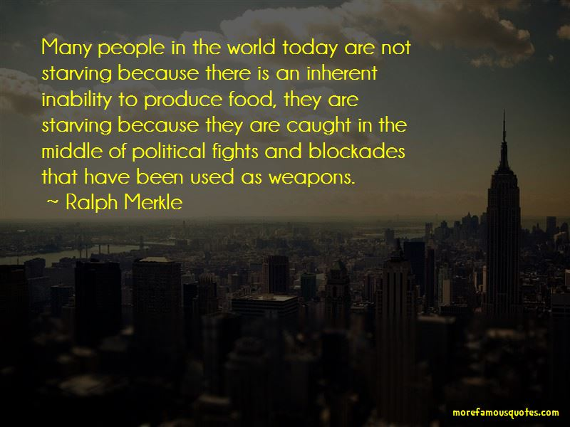Quotes About Blockades