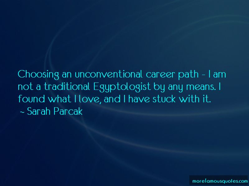 Quotes About Choosing A Career Path