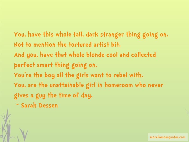 Quotes About Cool Boy Top 30 Cool Boy Quotes From Famous Authors