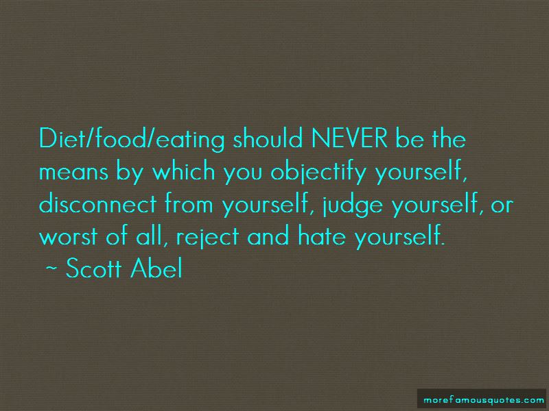 Quotes About Diet Food