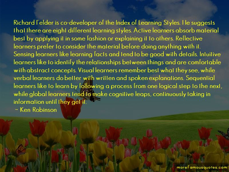 Different Learners Quotes Pictures 2