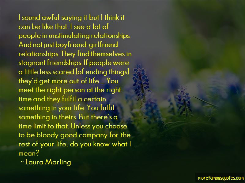 Quotes About Ending Friendships. U201c