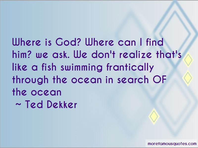 Fish Swimming Quotes Pictures 2