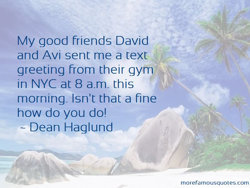 Quotes About Good Morning Text