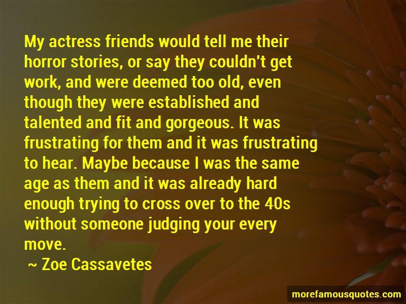 Gorgeous Friends Quotes Pictures 3