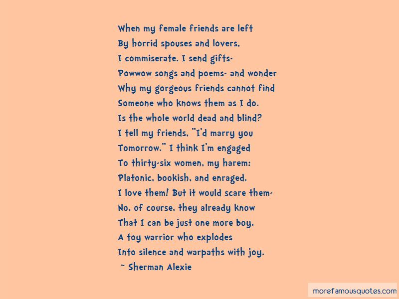 Quotes About Gorgeous Friends