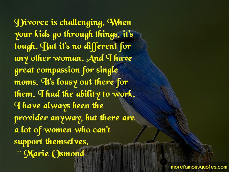 Quotes About Great Single Moms