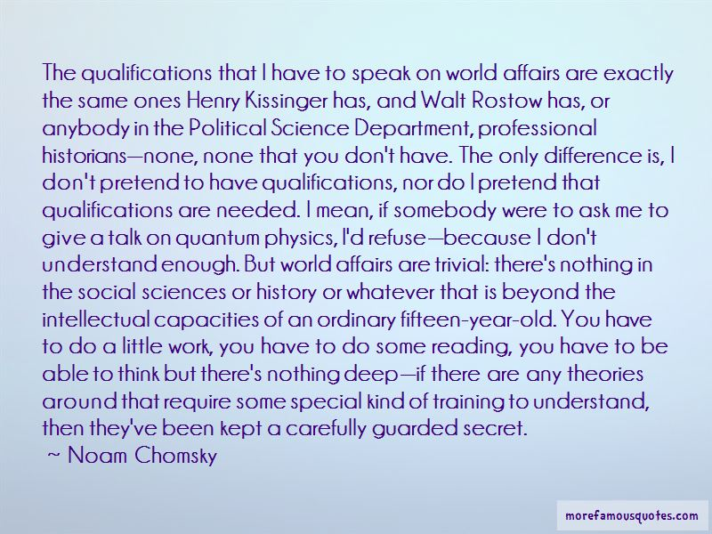 Quotes About Henry Kissinger