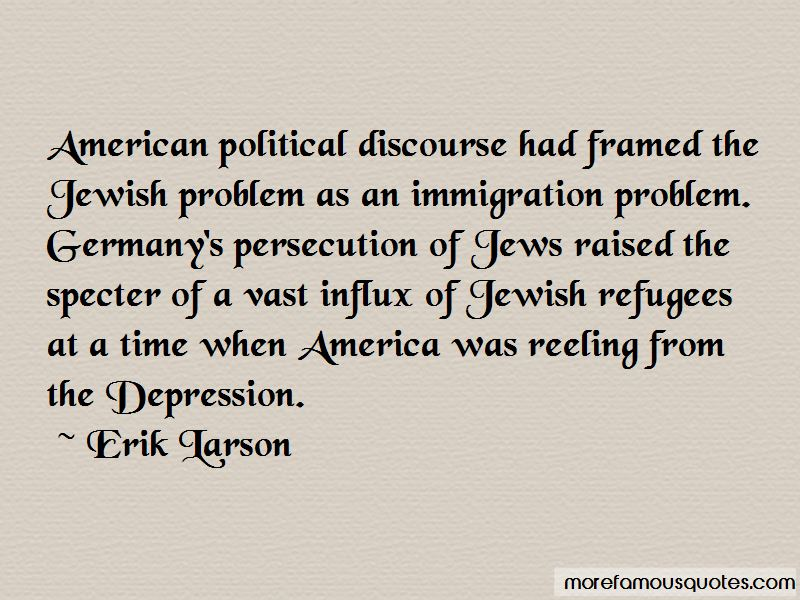 Quotes About Jewish Refugees
