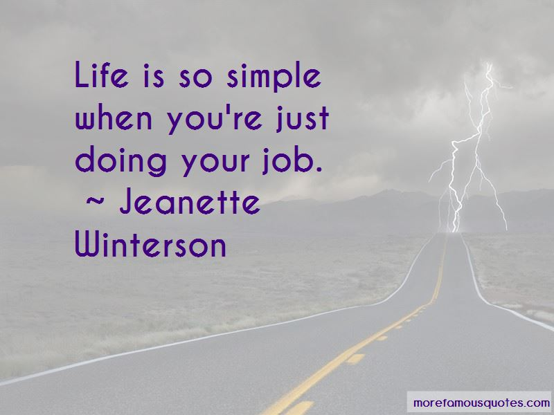 Just Doing Your Job Quotes Pictures 3