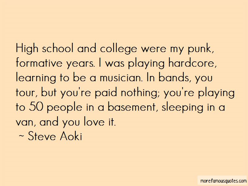 Learning In High School Quotes Pictures 4