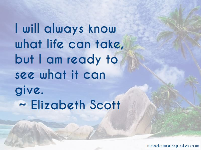 Quotes About Life Give And Take