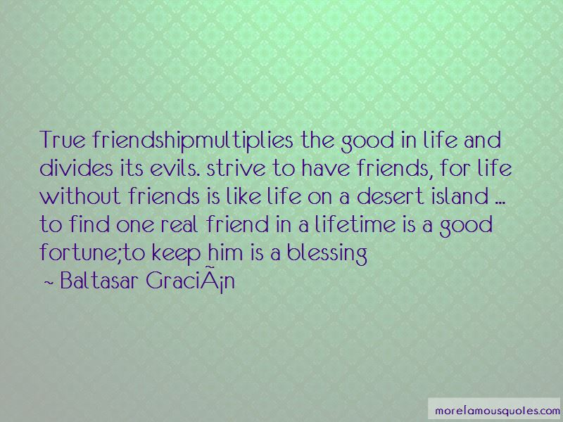 Quotes About Life Without Friends
