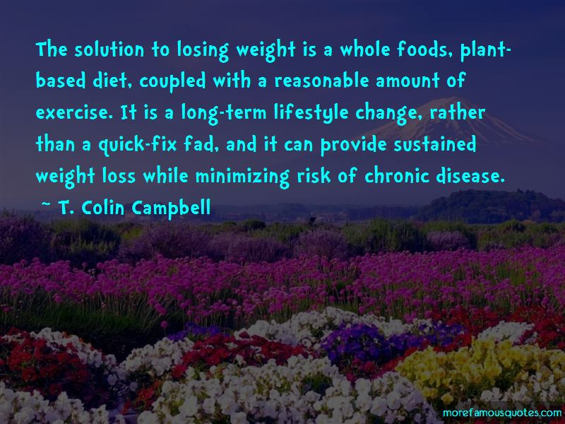 Quotes About Lifestyle Change