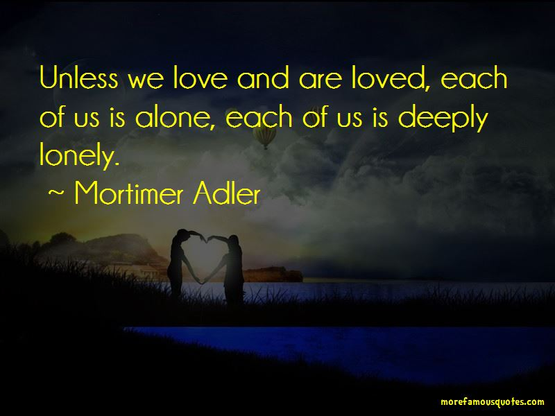Lonely Love Quotes Pictures 3