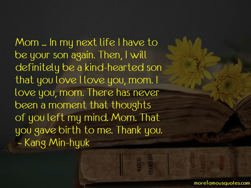 Quotes About Love You Mom