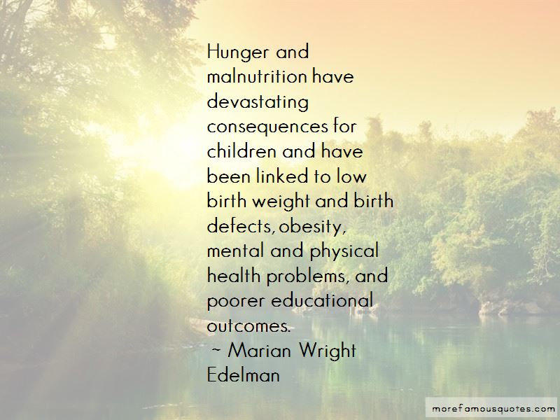 Malnutrition And Hunger Quotes Pictures 3