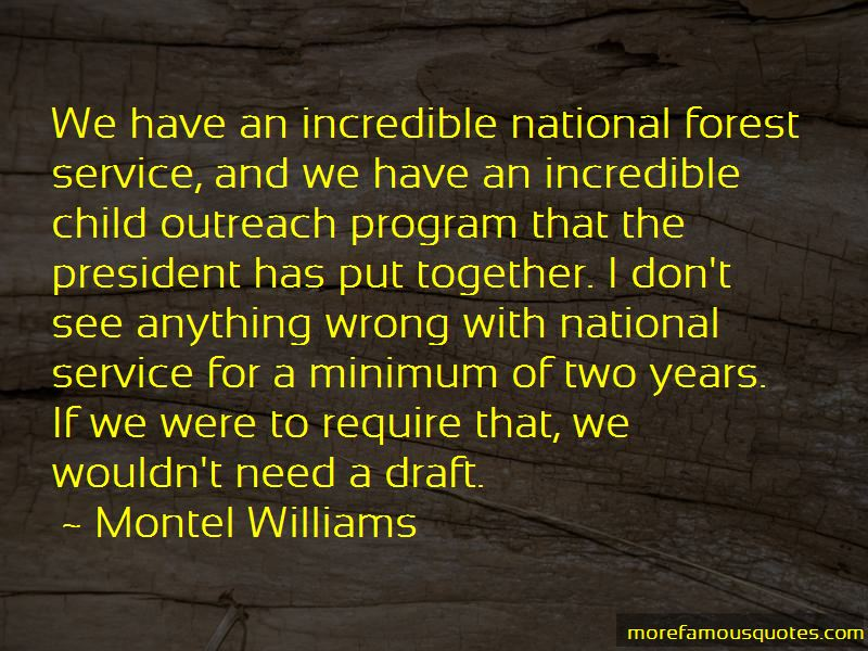 Quotes About National Service