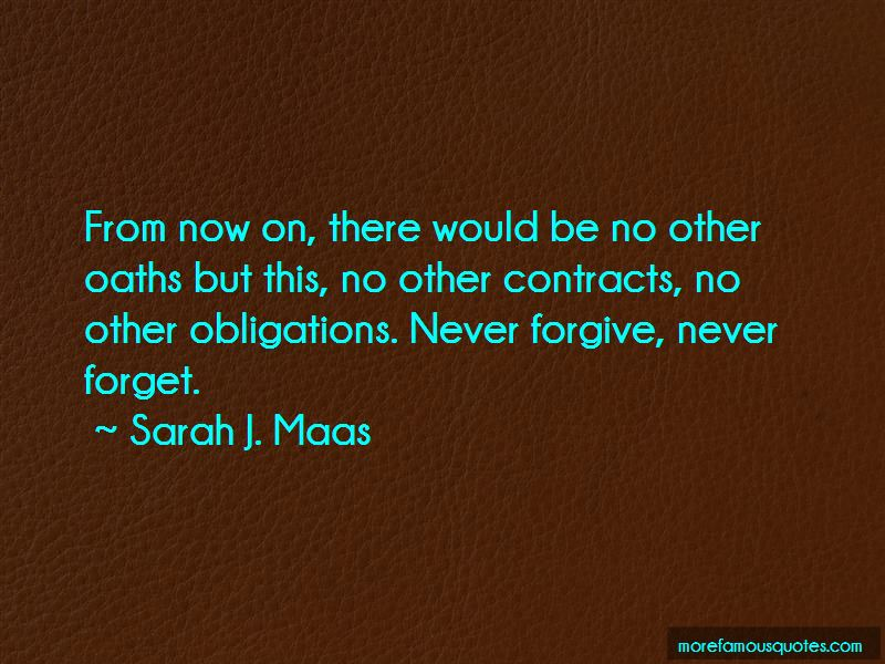 Quotes About Obligations