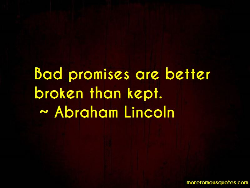 Promises That Are Broken Quotes Pictures 4