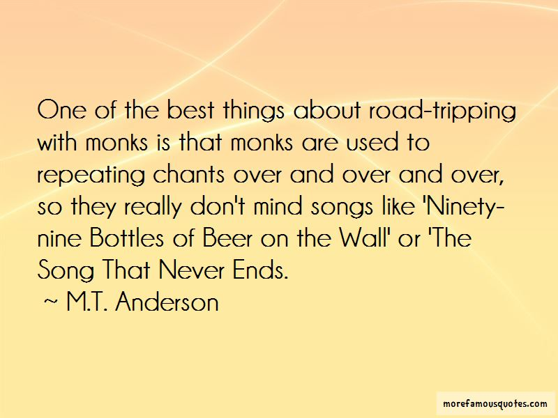 Quotes About Road Tripping