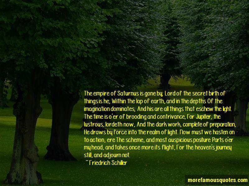 Quotes About Saturnus