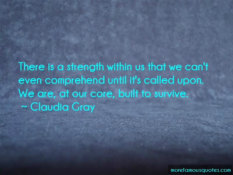 Quotes About Strength Within