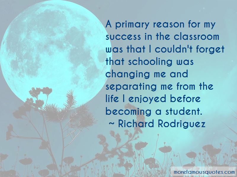 Quotes About Success In The Classroom