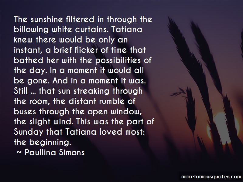 Sunshine Through A Window Quotes Pictures 4