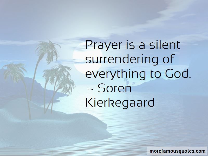 Surrendering To God Quotes Pictures 3