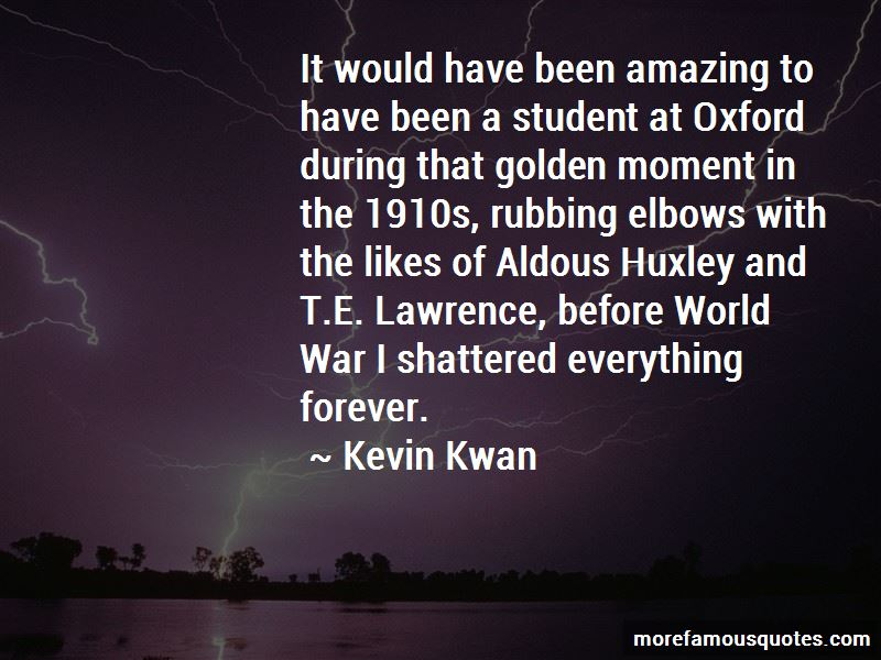 Quotes About Te Lawrence